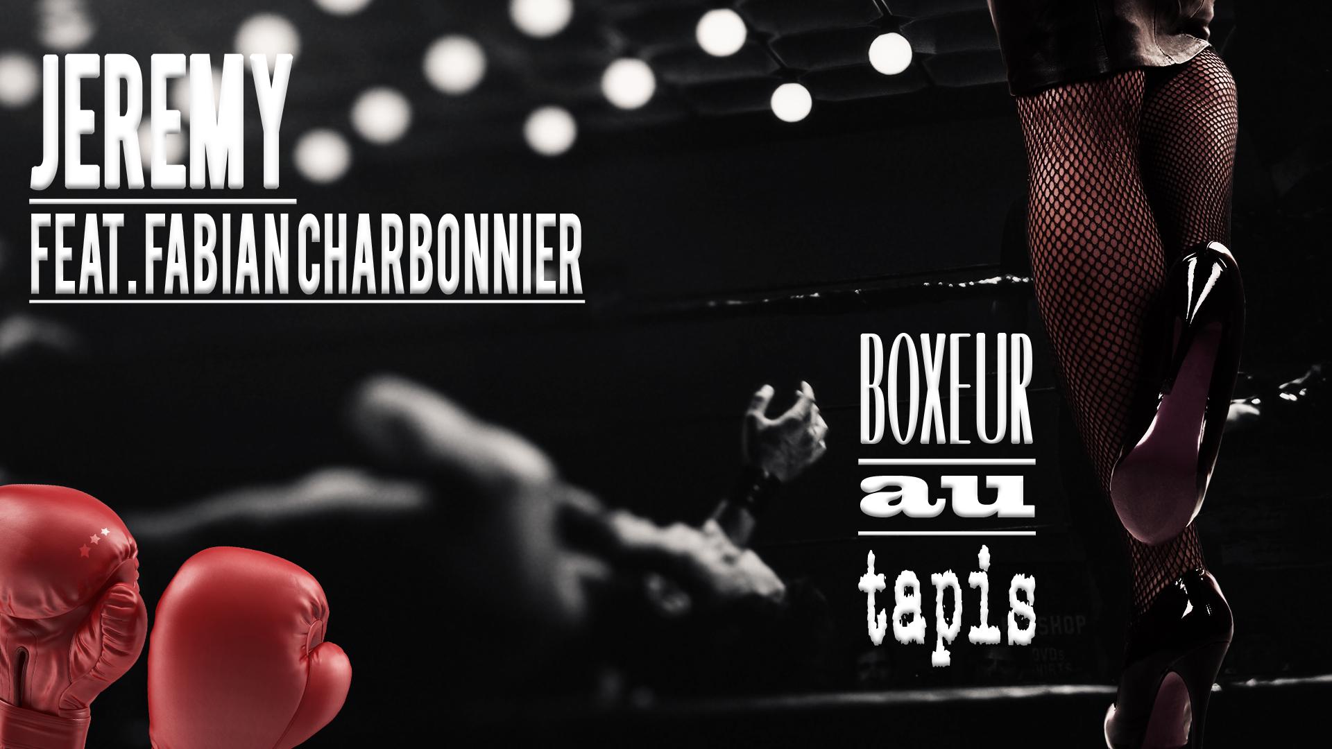 Jeremy - Boxeur au Tapis