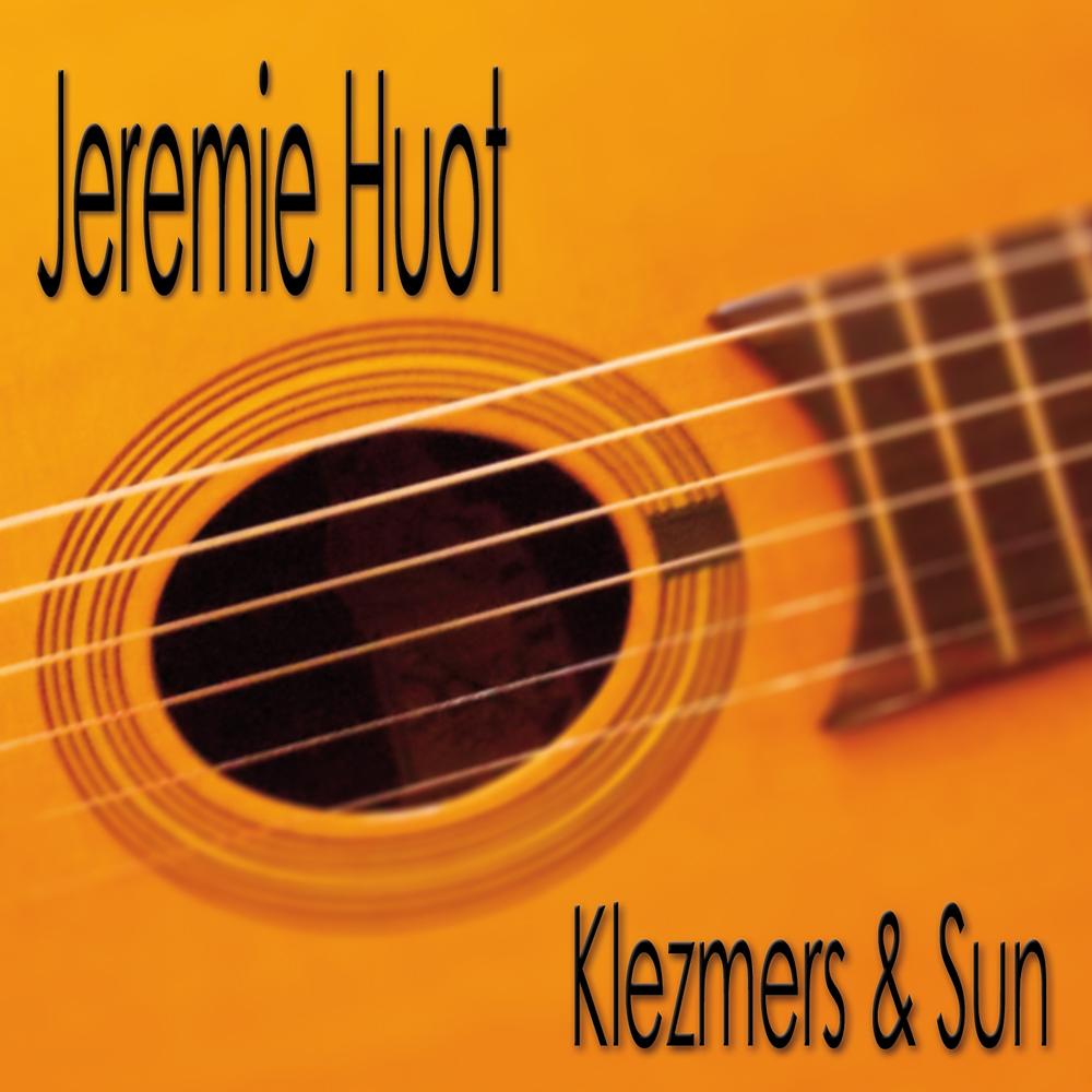 Jérémie Huot - Visuel Recto Album Klezmers & Sun
