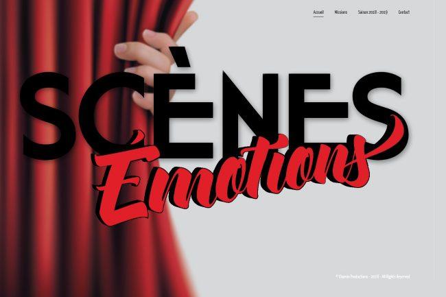 Scènes Émotions Site 2018